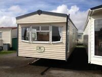 Cheap 8 Berth Static Double Glazed & Heated Blackpool Only £9,995 inc Site Fees