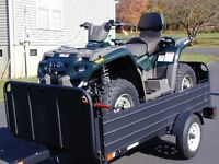 Best rates truck/trailer for hire