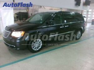 2016 Chrysler Town & Country Touring-L *GPS/Cam *Toit/Roof *Cuir