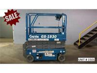 2008 // Genie GS1930 // Electric Scissor Lift City of Toronto Toronto (GTA) Preview