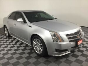 2011 Cadillac CTS Sedan LEATHER, BOSE AUDIO, PRIVACY GLASS, SUPE