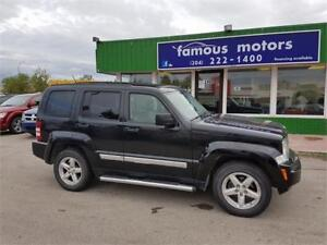 2008 Jeep Liberty Limited Edition, MOONROOF/NAVIGATION/LEATHER!