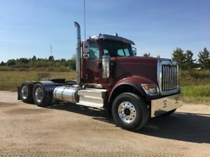 2018 International HX520 6X4, New Day Cab Tractor