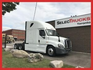2015 Freightliner Cascadia - Automatic - Reman DPF
