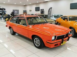 1976 Holden Torana LX SS Mandarin Red 3 Speed Automatic Liftback Carss Park Kogarah Area Preview