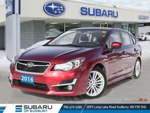 2016 Subaru Impreza 2.0i Sport Pkg - $2,400 BELOW AVG MARKET VAL