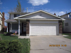 Westend 4BR two story house with A/C and attached DB garage