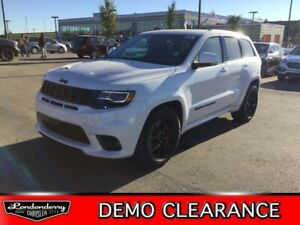 2018 Jeep Grand Cherokee AWD 6.4L SRT8                6.4L V8 SR