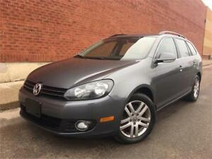 2011 VOLKSWAGEN GOLF WAGON*DIESEL,CLEAN,PRICED TO SELL*!!!