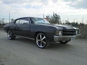 1971 Chevy Chevelle SOLD!!!