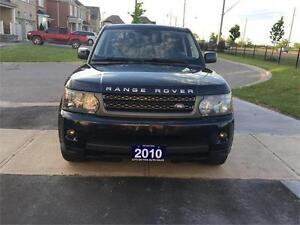 2010 Land Rover Range Rover Sport LUX  NAV NOACCIDENT CERTIFIED