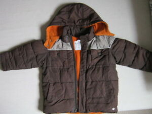 Old Navy Boy Winter Puffer Jacket Coat