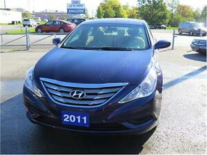 2011 Hyundai Sonata GLS, Heated Seats, Bluetooth, Cruise Control Kingston Kingston Area image 2