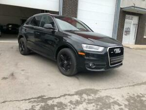 2015 Audi Q3 Progressiv Quattro Panoramic sunroof