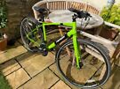 2016 Merida Crossway Urban 40 Gents 52cm Commuting bike ONLY DONE 20 MILES!!