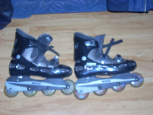 ROCES ROLLER BLADES // MAN CAVE TOYS COLLECTIBLES ETC