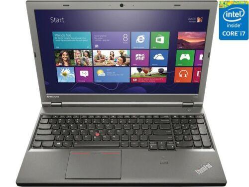 ThinkPad Laptop T Series T540p (20BE003NUS) Intel Core i7 4600M (2.90 GHz) 4 GB
