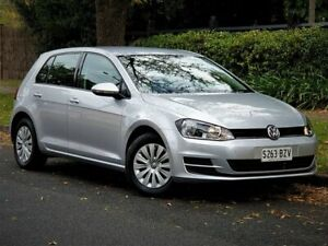 2014 Volkswagen Golf VII MY15 90TSI DSG Silver 7 Speed Sports Automatic Dual Clutch Hatchback Prospect Prospect Area Preview