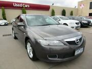 2005 Mazda 6 GG 05 Upgrade Classic Grey 5 Speed Auto Activematic Sedan Hoppers Crossing Wyndham Area Preview