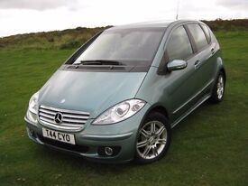 Mercedes A Class Avantgarde.Low mileage, reliable car.