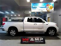 2009 Toyota Tundra Limited LEATHER NAV SUNROOF 4X4 BOARDS CLEAN!