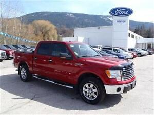 2010 Ford F-150 XLT with XTR