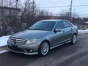 2010 Mercedes-Benz C-Class C250 4Matic *FINANCING AVAILABE*