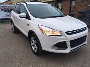 2013 Ford Escape SE 1.6L Turbo AWD POWER HEATED Leather/NAV