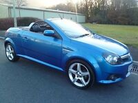 2004 Vauxhall Tigra 1.8 Sport. Full Leather. Lady Owned. Brand New M.O.T. PX Possible