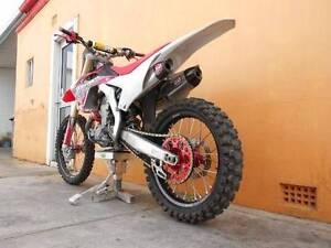 2014 HONDA CRF450R LOW HOURS Hendon Charles Sturt Area Preview