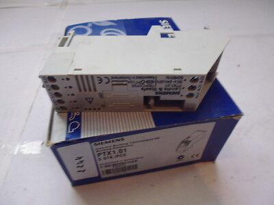 PTX1.01 siemens interrupteur switch module