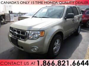 2010 Ford Escape XLT FWD   LOW PRICE   LOW KM'S!