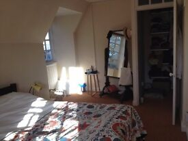 Spacious, light one bedroom flat over 2 floors, Broadway Market, E2. Available 1st Dec