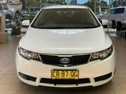 2011 Kia Cerato TD MY12 SI White 6 Speed Sports Automatic Hatchback Belconnen Belconnen Area Preview