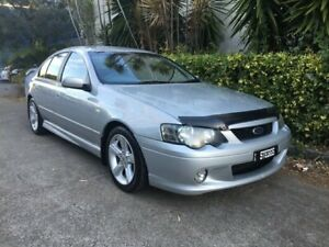 2005 Ford Falcon BA MkII XR6 Silver 5 Speed Manual Sedan Bowen Hills Brisbane North East Preview