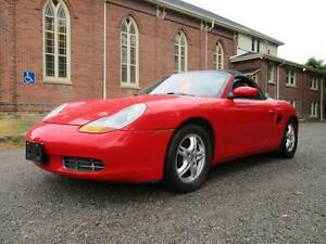 2002 Porsche Boxster Convertible ONLY $13,997