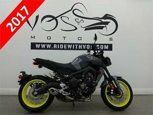 2017 Yamaha FZ-09 -Stock #V2463- No Payments for 1 Year**