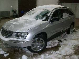 parting out 2006 chrysler pacifica