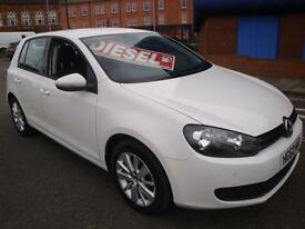 62 VOLKSWAGEN GOLF TDI MATCH 5 DOOR DIESEL £20 A YEAR ROAD TAX