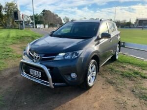 2013 Toyota RAV4 ZSA42R MY14 GXL 2WD Grey 7 Speed Constant Variable Wagon Prospect Prospect Area Preview