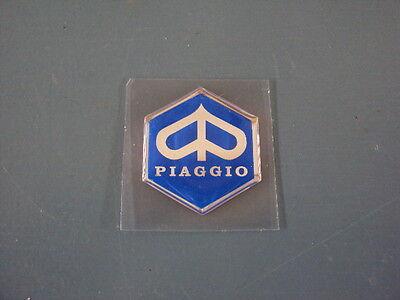 Emblem Logo Schriftzug Piaggio für Roller Vespa Modelle