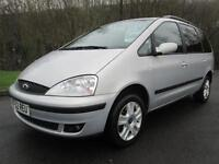 Ford Galaxy Ghia TDi Mpv (multi-Purpose Vehicle) DIESEL AUTOMATIC 2002/52