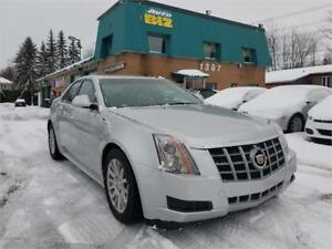 2012 Cadillac Berline CTS