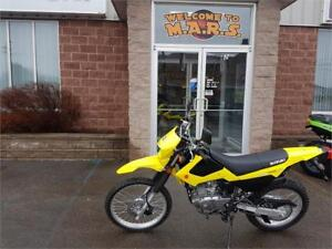 2017 Suzuki DR200S On Sale ONLY @ The M.A.R.S. Store