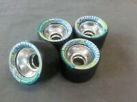 Rave skateboard wheels