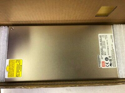 Mean Well Se-600-48 Ac To Dc Power Supply Single Output 48v 12.5 Amp 600w 1