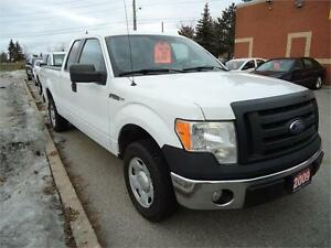2009 Ford F-150 STX,4.6,V8,ACCIDENT FREE,ONE LOCAL OWNER