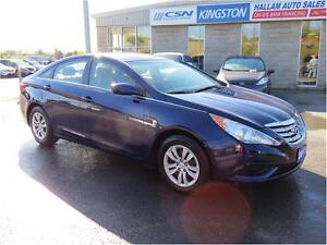 2011 Hyundai Sonata GLS, Heated Seats, Bluetooth, Cruise Control Kingston Kingston Area image 5