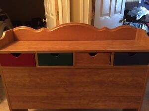 Twin Captain's bed for sale