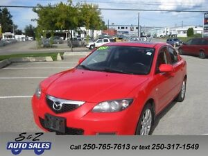 2008 Mazda3 GS LOW KM! EXTRA CLEAN